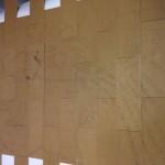 5 e disegno definitivo su mattoncini e cartone